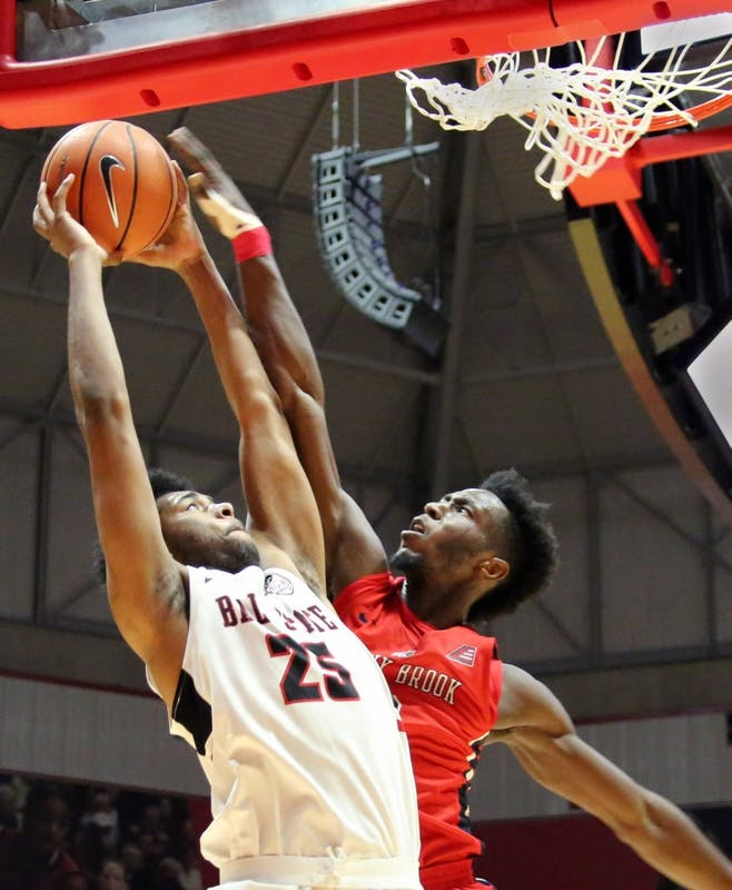 Rebounding crucial as Ball State opens up MAC play with 72-62 win over Eastern Michigan