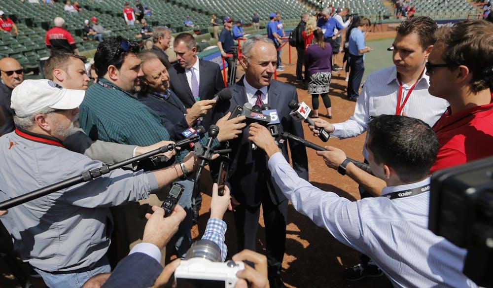 Pierce: MLB Commissioner is killing baseball as we know it