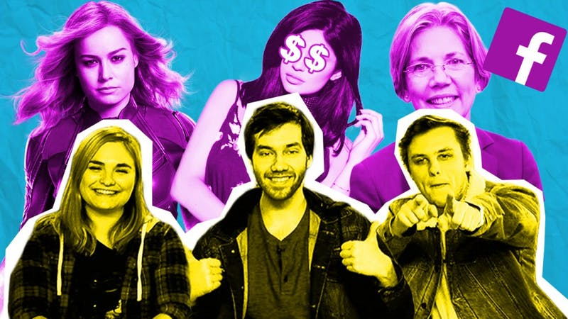 Youngest Billionaire Kylie Jenner, Facebook Break Up Ad, Negative Captain Marvel Reviews | Pop Tabs