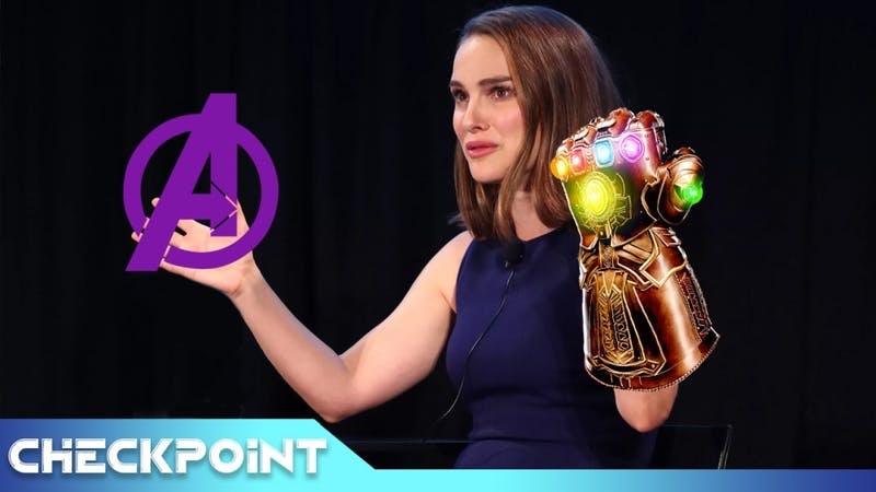 Natalie Portman's Possible Return to Marvel | Checkpoint
