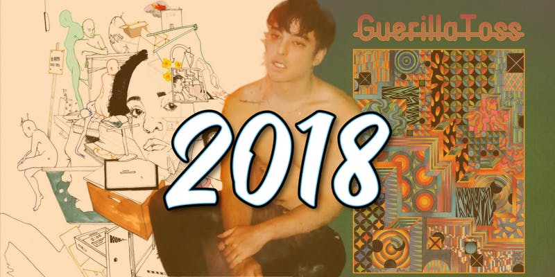 The Year in Review: Byte's Top Reviewed Albums of 2018