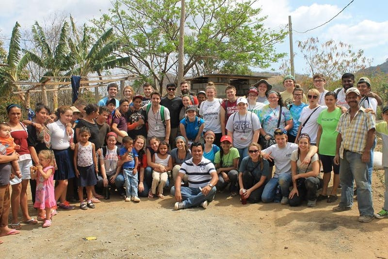 Students gain insight from sustainable development projects in Central America