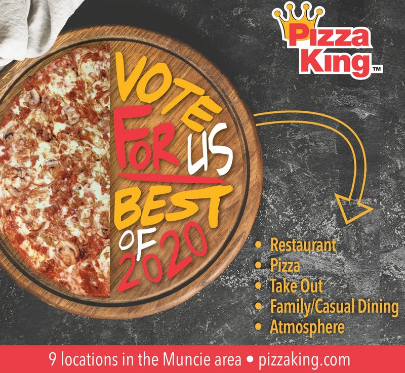 Pizza King is celebrating over 60 years of quality pizza