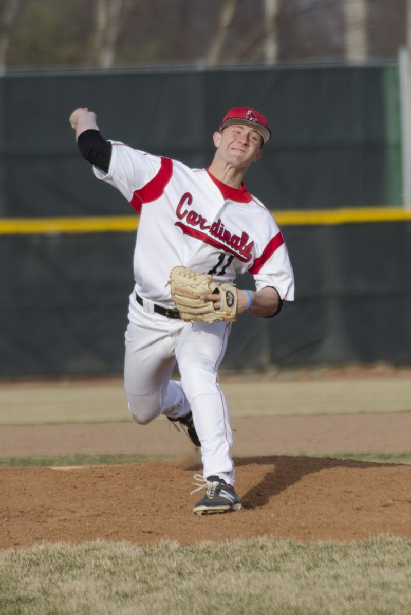 BASEBALL: Plesac honored as the National Freshman Pitcher of the Year