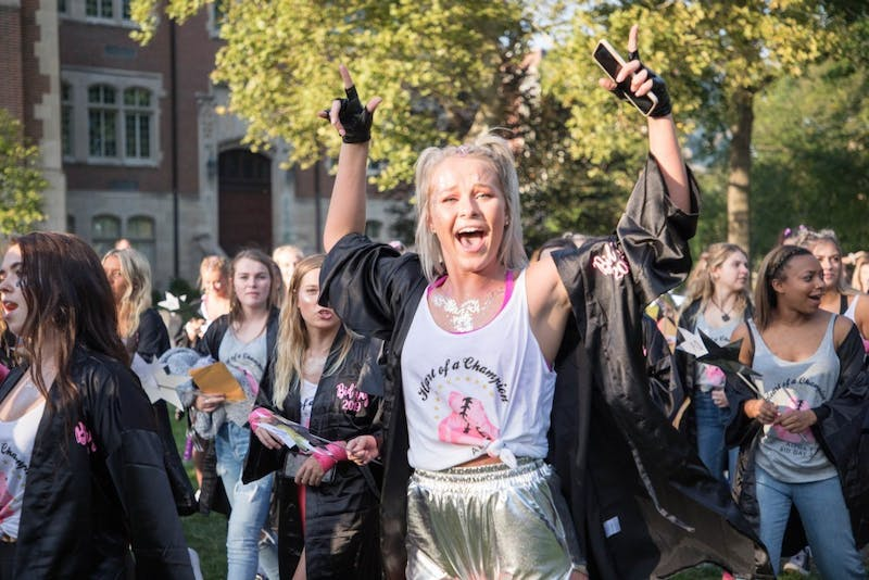VIDEO: Bid Day 2019