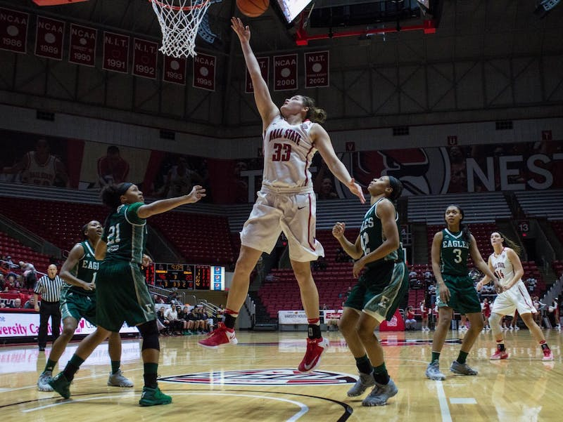RECAP: Ball State women's basketball vs. Eastern Michigan