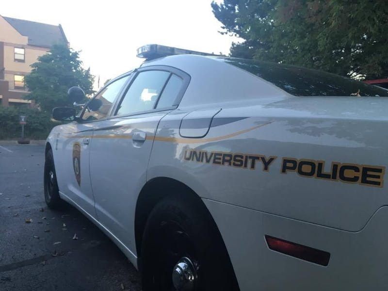 The university released its annual Campus Security Report Monday. There was an increased number of reported rapes, but the number of liquor law violations on campus lowered again at 48 arrests, compared to last year's 60 arrests.  DN File