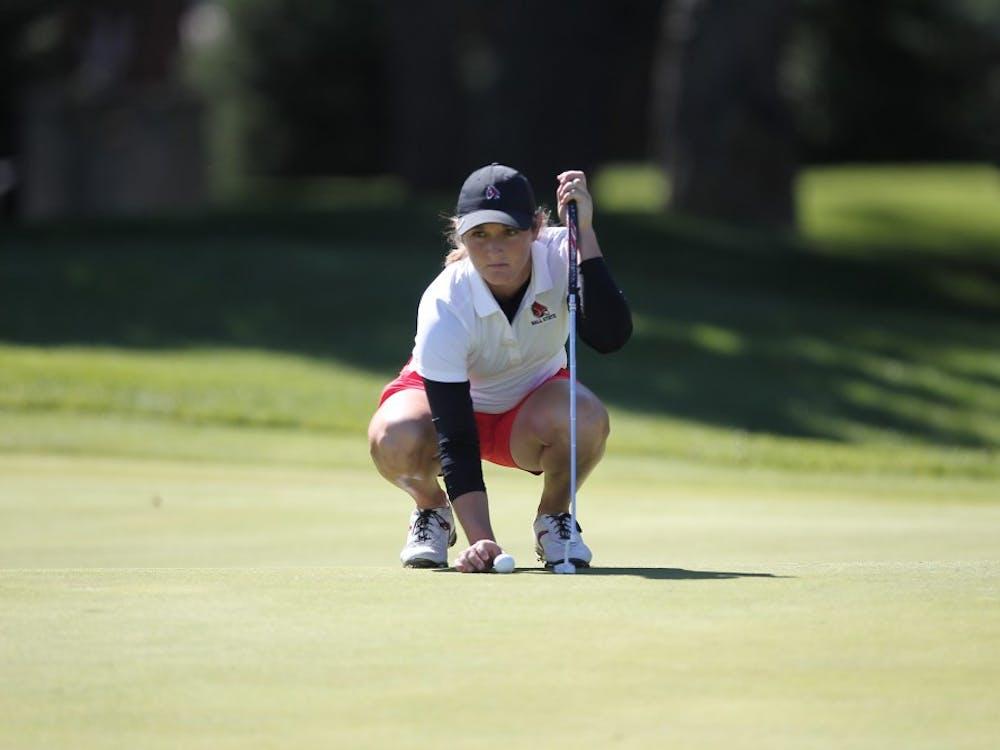 Womens Golf Cardinal Classic