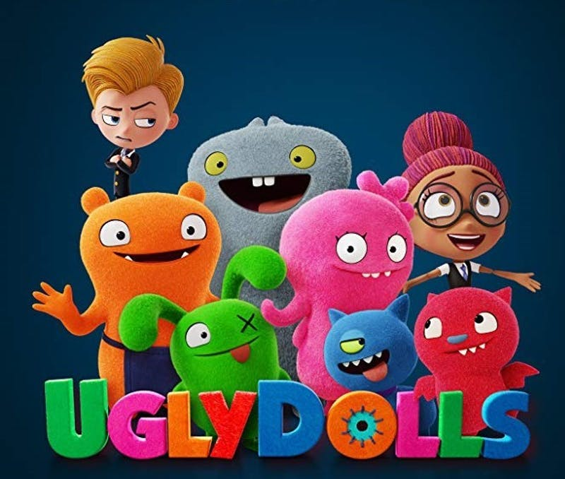 "'UglyDolls' puts the ""commercial"" in ""commercial flop"""