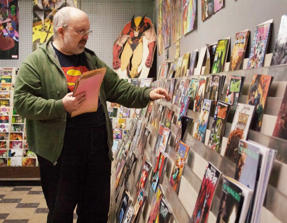 Muncie Origins: Bob's Comic Castle spreads superhero stories for almost 30 years