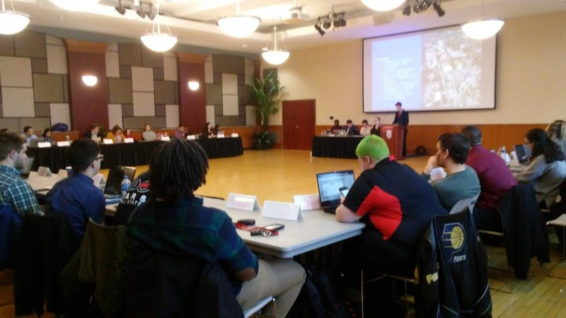Ball State SGA approves Elections Board