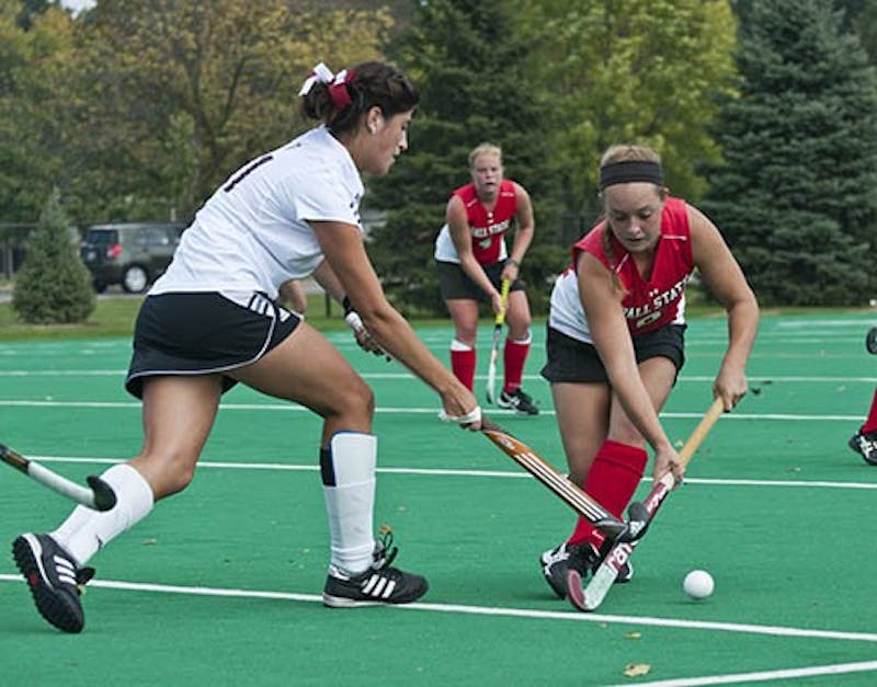 FIELD HOCKEY: Scrimmage shows togetherness for Ball State
