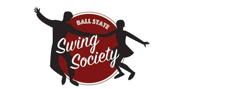 Swing Society is a club that teaches dance moves and then dancers are allowed to put together what they learned in their own creative way. It is open to any skill level. Ball State Swing Society, Photo Provided