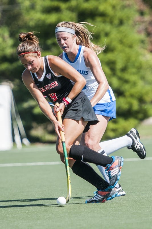FIELD HOCKEY: Cardinals looking to turn aggressiveness into wins