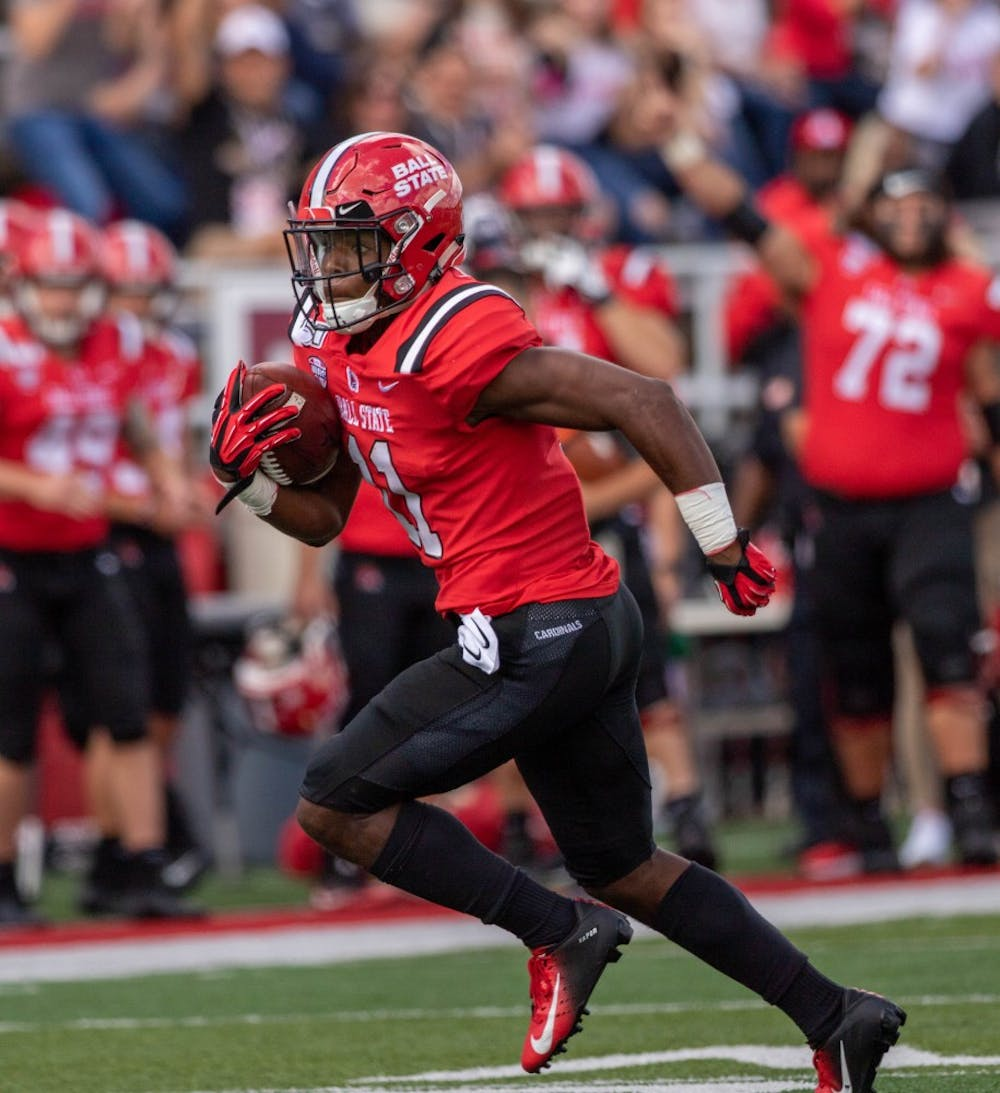 5 takeaways from Saturday's matchup between Ball State and NC State