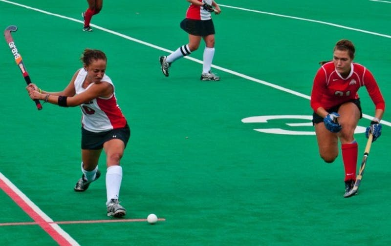 FIELD HOCKEY: Ball State dominated by Ohio State