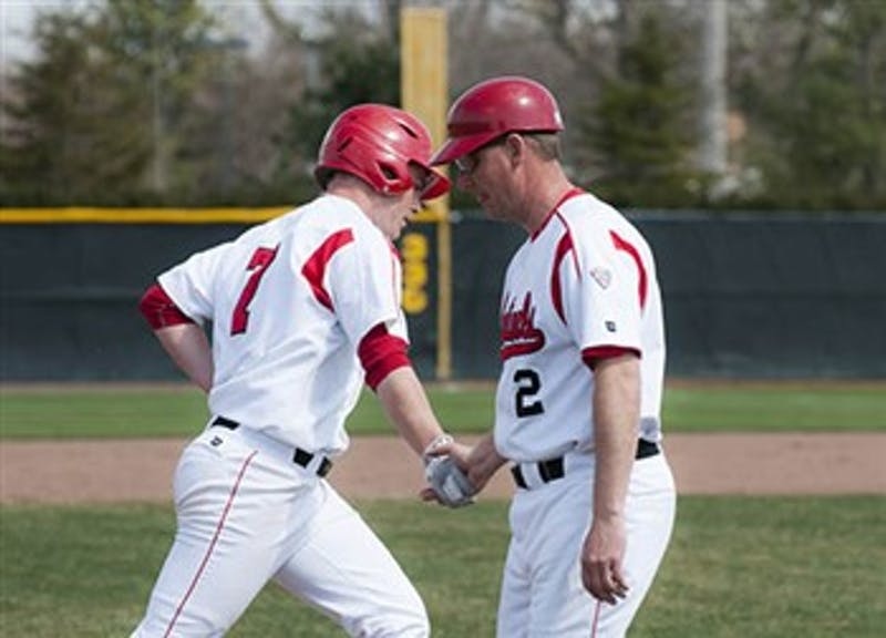 BASEBALL: Team prepares for home schedule