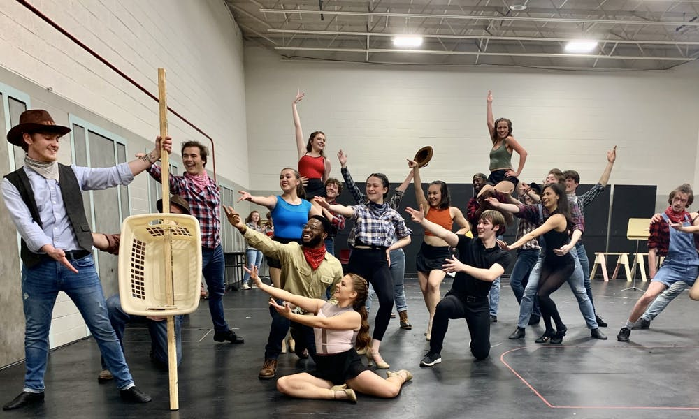 Ball State theater, dance students bond through show cancellations