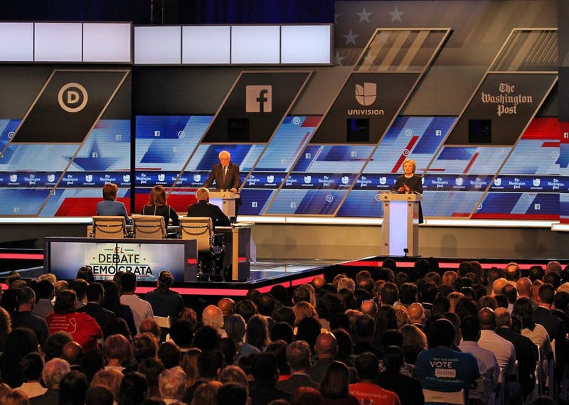 NICK AND TIRED: Four takeaways from last night's Democratic debate