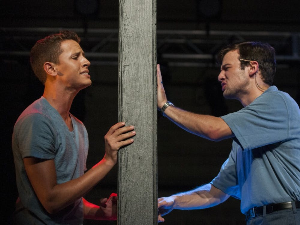 """Ball State's Theatre and Dance department and """"Next to Normal""""."""