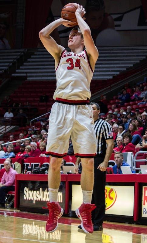 RECAP: Ball State men's basketball vs. Eastern Kentucky