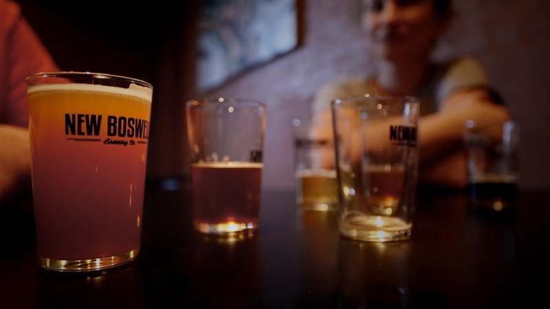 Graduate student creates 'Indiana in a Pint' documentary