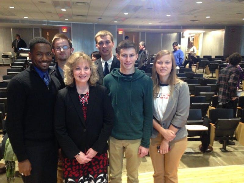 Ind. superintendent of public instruction talks student assessments, charter schools