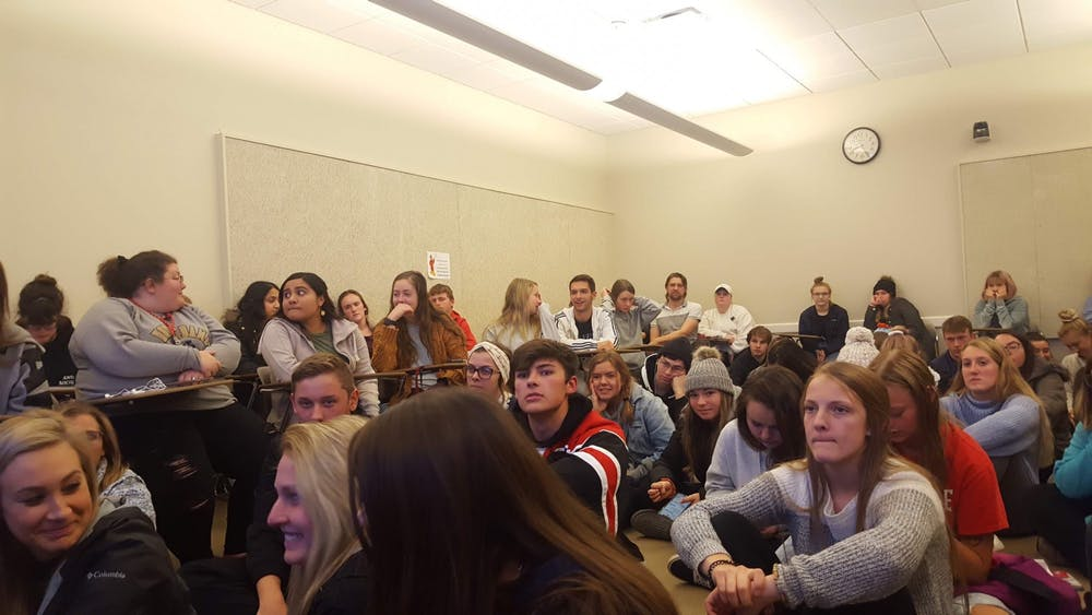 Drug, alcohol addiction discussed at Ball State Psi Chi, NAMI presentation
