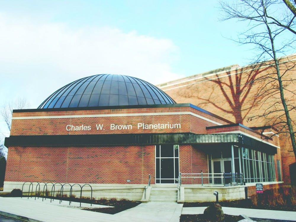 This spring, the Charles W. Brown Planetarium is offering a variety of free shows that are open to the public. Samantha Brammer, DN File