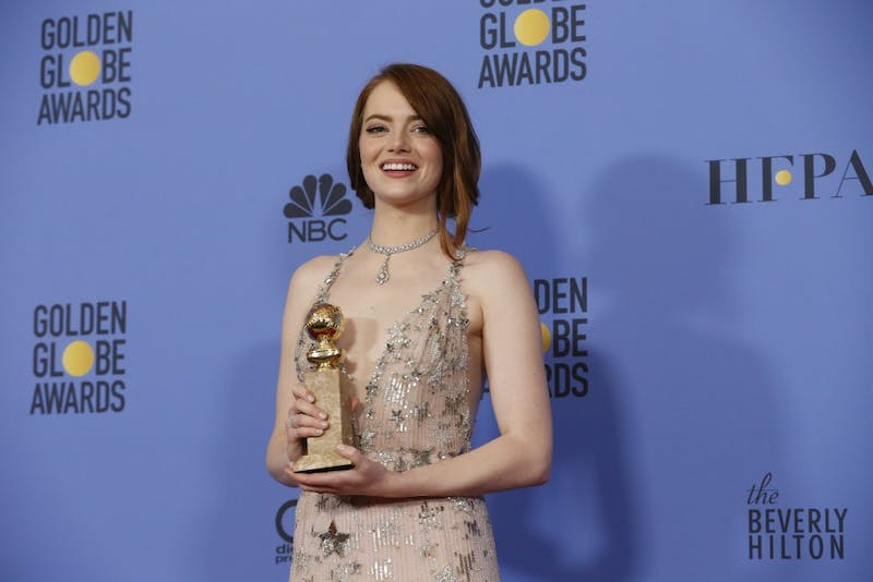Six highlights from the Golden Globe Awards