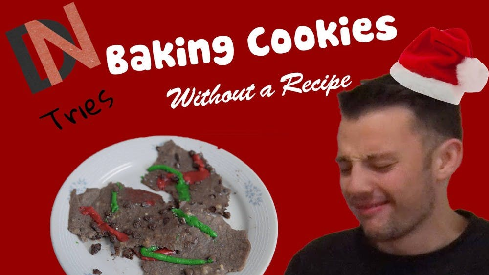 DN Tries: Baking cookies without a recipe
