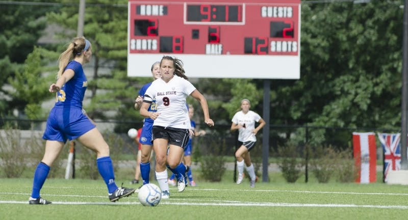 SOCCER: Cardinals take MAC opener