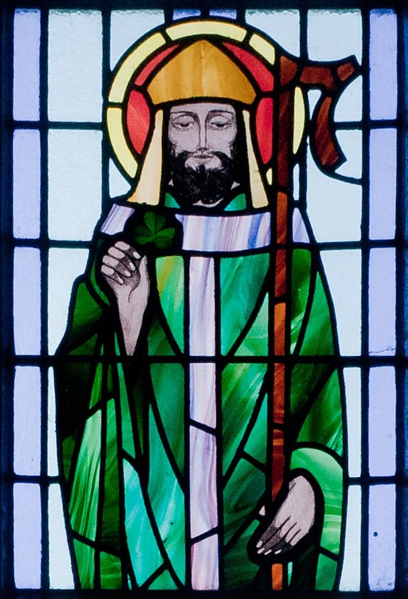 "St. Patrick's Day celebrates the life and death of Saint Patrick, a missionary and bishop in Ireland that drove the ""snakes"" out of the country. The emergence of the holiday in North America began after Irish people fled the country due to economic reasons and tried to keep Irish in their identity. St. Patrick's Day Wikipedia // Photo Courtesy"