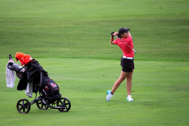 Womens Golf Competes at Cardinal Classic