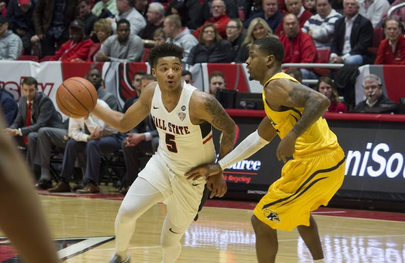 The vital role of Ball State men's basketball young bench