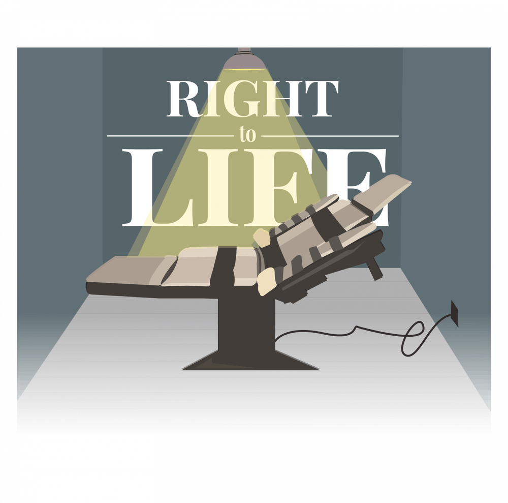 In Between the Lines: Right to life