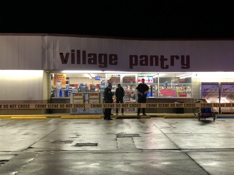 Muncie police investigating shooting at south side Village Pantry