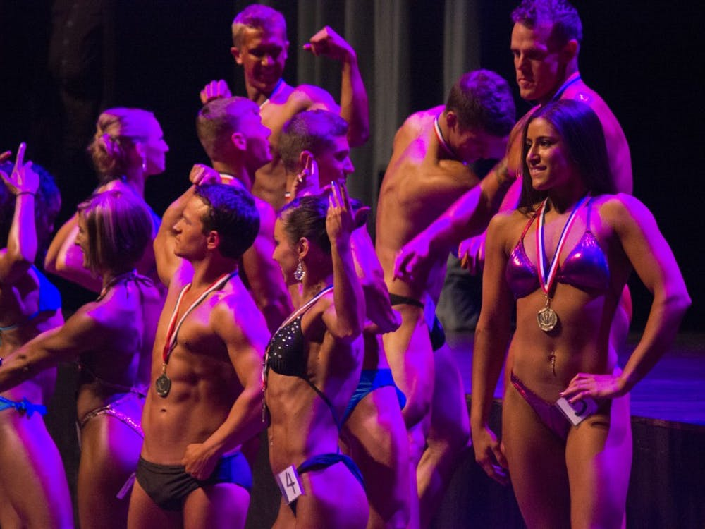 The2014 Mr. and Ms. Ball State bodybuilding competitiontook place on April 16 at John R. Emens Auditorium.