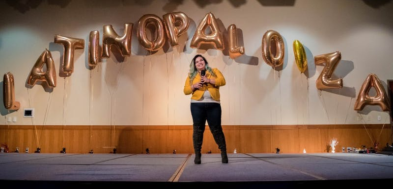 Latinopalooza encourages students to showcase their culture