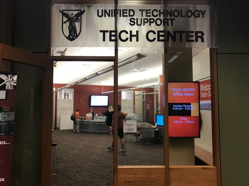 The technology center hosts its first ever tech week from Sept. 25-29. They will provide information sessions and free giveaways. Kaiti Sullivan, DN
