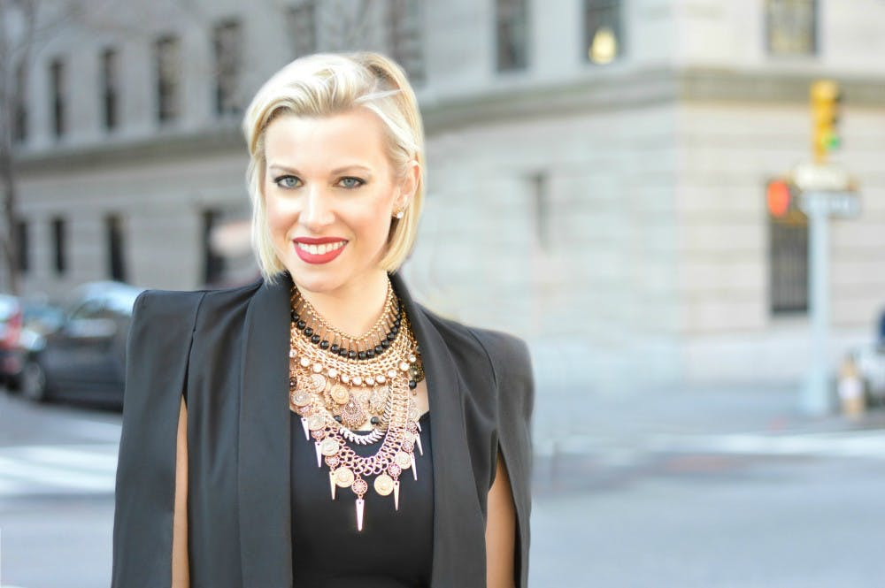 """<p>Ball State alumna Lauren A. Koenig created Travel With Interesting People (TWIP) after graduating in 2004. TWIP is an online membership-based social marketplace that connects people based on their travel personalities, what they call """"Travanality."""" <em style=""""background-color: initial;"""">Lauren A. Koenig // Photo Provided</em></p>"""