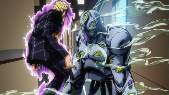"REVIEW: 'Jojo's Bizarre Adventure: Vento Aureo' Episode 14: ""Express"