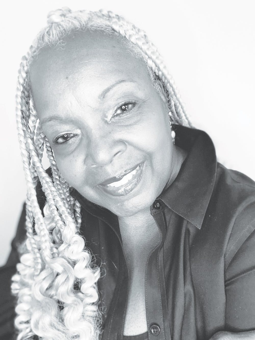 <p>Irma McClaurin is an American anthropologist, poet and leadership consultant. McClaurin is the keynote speaker for the Midwest Regional African American Studies Biennial Conference, which Ball State will host via Zoom March 12-13, 2021. <strong>Emily Rutter, Photo Provided</strong></p>