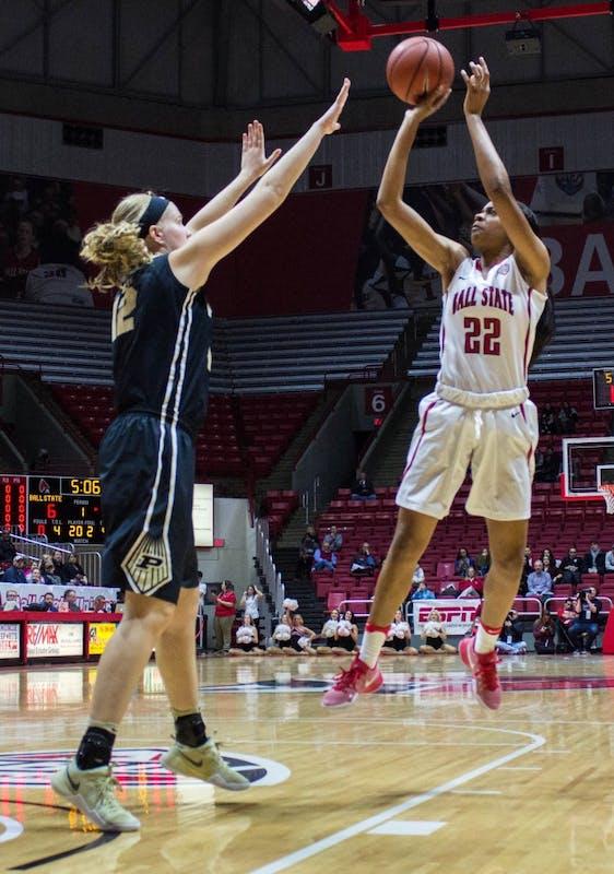 RECAP: Ball State women's basketball vs. Akron