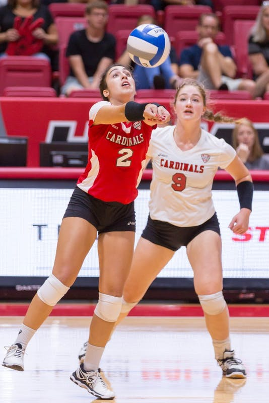 Ball State women's volleyball loses five-set battle to Ohio