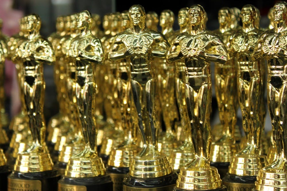 <p>The 89th Academy Awards will be hosted this Sunday at 7 p.m.&nbsp;by late night show host Jimmy Kimmel. The awards will be presented by&nbsp;Leonardo DiCaprio, Alicia Vikander, Brie Larson and others. <em>Wikimedia Commons // Photo Courtesy</em></p>