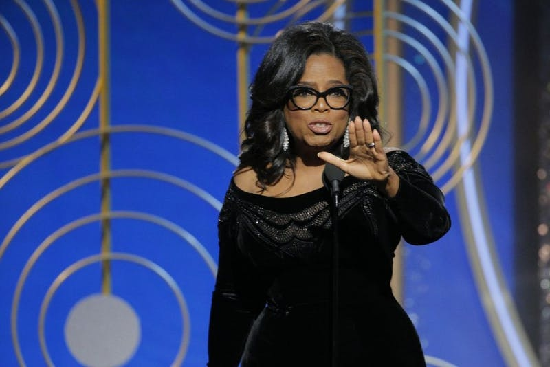 Maybe we should calm down about Oprah 2020?