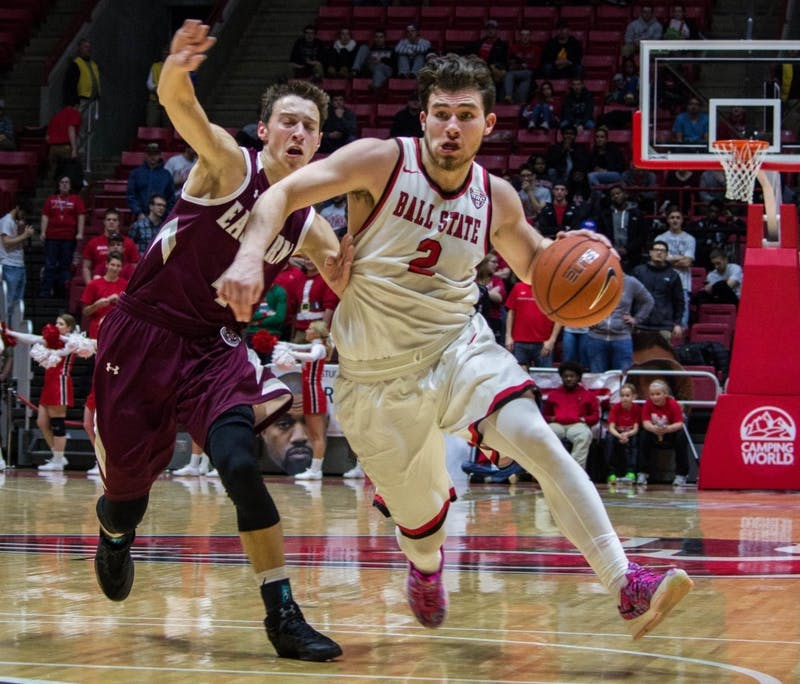 PREVIEW: Ball State men's basketball vs. Central Michigan