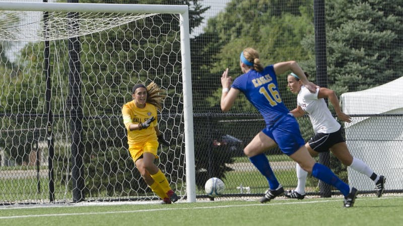 SOCCER: Goalkeeper looks to continue early season success