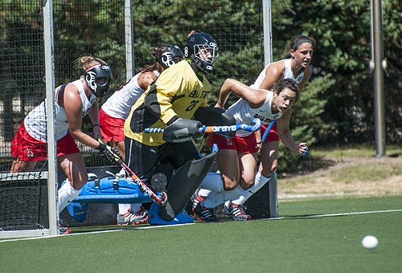 FIELD HOCKEY: Parsley and Wildcats pounce early, shutout Cards 3-0